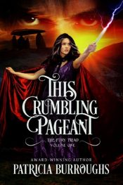 bargain ebooks This Crumbling Pageant Young Adult/Teen Fantasy by Patricia Burroughs