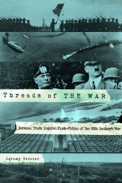 bargain ebooks Threads of War, Volume 1: Personal Truth Inspired Flash-Fiction of the 20th Century's War Historical War Fiction by Jeremy Strozer