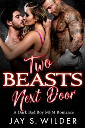 bargain ebooks Two Beasts Next Door Contemporary Romance By Jay S. Wilder