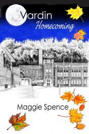 bargain ebooks Vardin Homecoming Mystery by Maggie Spence
