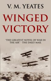 bargain ebooks Winged Victory Historical Action/Adventure by V. M. Yeates