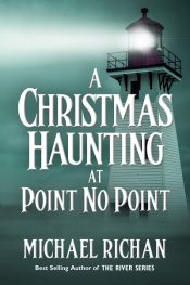 bargain ebooks A Christmas Haunting at Point No Point Horror by Michael Richan