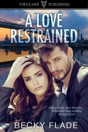 bargain ebooks A Love Restrained Romantic Suspense by Becky Flade