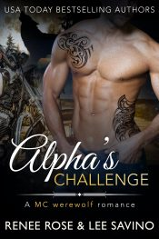 bargain ebooks Alpha's Challenge Paranormal Romance by Lee Savino