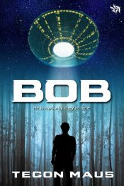 amazon bargain ebooks BOB Humorous Science Fiction by Tegon Maus