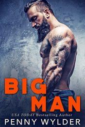 bargain ebooks Big Man Erotic Romance by Penny Wylder