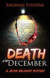 bargain ebooks Death In December Mystery by Shonah Stevens