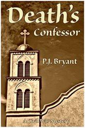 bargain ebooks Death's Confessor Historical Mystery by Phillip Bryant & Jennifer Bryant