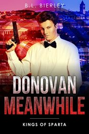 bargain ebooks Donovan Meanwhile: Kings of Sparta Science Fiction by B.L. Bierley