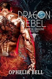 bargain ebooks Dragon Rebel Paranormal Romance by Ophelia Bell