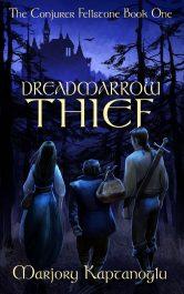 bargain ebooks Dreadmarrow Thief Young Adult/Teen Fantasy by Marjory Kaptanoglu
