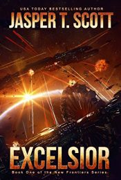 bargain ebooks Excelsior Science Fiction by Jasper T. Scott