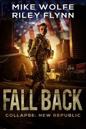bargain ebooks Fall Back SciFi Action/Adventure by Riley Flynn & Mike Wolfe