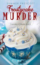 bargain ebooks Frostycake Murder Cozy Mystery by Summer Prescott