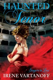 bargain ebooks Haunted Tenor Contemporary Romance by Irene Vartanoff