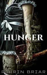 amazon bargain ebooks Hunger Post-Apocalyptic Horror by Perrin Briar