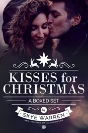 bargain ebooks Kisses for Christmas: A Holiday Boxed Set Romance by Skye Warren