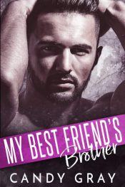 bargain ebooks My Best Friend's Brother Romance by Candy Gray