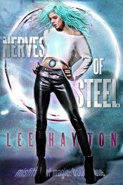 bargain ebooks Nerves of Steel Urban Fantasy by Lee Hayton