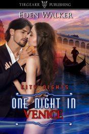 bargain ebooks One Night in Venice Erotic Romance by Eden Walker