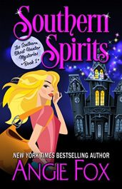 amazon bargain ebooks Southern Spirits (Southern Ghost Hunter Mysteries Book 1) Young Adult/Teen Cozy Mystery by Angie Fox