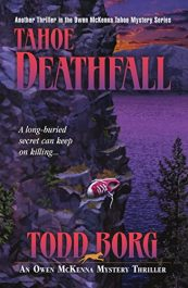 amazon bargain ebooks Tahoe Deathfall (An Owen McKenna Mystery Thriller Book 1) Crime Mystery Thriller by Todd Borg