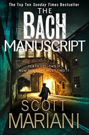 bargain ebooks The Bach Manuscript Action/Adventure Thriller by Scott Mariani