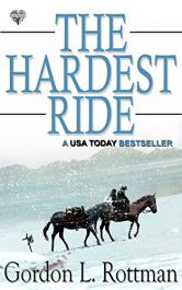 amazon bargain ebooks The Hardest Ride. YA/Teen Western by Gordon L. Rottman