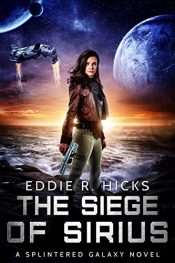 bargain ebooks The Siege of Sirius Metaphysical Science Fiction by Eddie R. Hicks