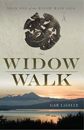 bargain ebooks Widow Walk Historical Fiction by Gar LaSalle