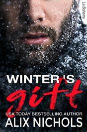 bargain ebooks Winter's Gift Romance by Alix Nichols