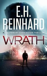 bargain ebooks Wrath Murder Mystery by E.H. Reinhard