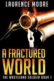 bargain ebooks A Fractured World Western SciFi by Laurence Moore