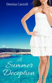 bargain ebooks A Summer Deception Sweet Romance by Denisa Carroll