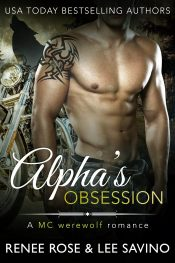 bargain ebooks Alpha's Obsession Paranormal Romance by Lee Savino