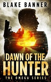 bargain ebooks Dawn of the Hunter Action Thriller by Blake Banner