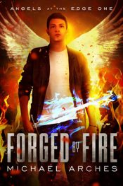 amazon bargain ebooks Forged by Fire Urban Fantasy Horror by Michael Arches