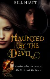 bargain ebooks Haunted by the Devil Urban Fantasy by Bill Hiatt