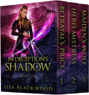bargain ebooks In Deception's Shadow Fantasy by Lisa Blackwood