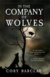 bargain ebooks In The Company of Wolves Historical Action Adventure by Cory Barclay