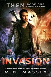 bargain ebooks Invasion Dark Fantasy/Horror by M.D. Massey