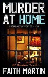bargain ebooks MURDER AT HOME Mystery by Faith Martin