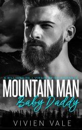 bargain ebooks Mountain Man Baby Daddy Romance by Vivien Vale