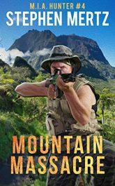 bargain ebooks Mountain Massacre Action/Adventure by Stephen Mertz