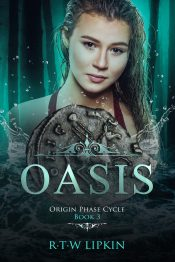 bargain ebooks Oasis Urban Fantasy by R. T. W. Lipkin