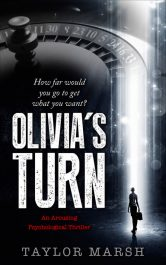 bargain ebooks Olivia's Turn Psychological Thriller by Taylor Marsh