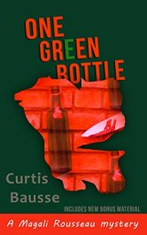 bargain ebooks One Green Bottle Mystery by Curtis Bausse