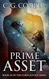 bargain ebooks Prime Asset Action/Adventure by C. G. Cooper