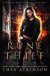 bargain ebooks Rune Thief SciFi Fantasy by Thea Atkinson