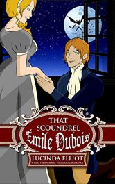 amazon bargain ebooks That Scoundrel Émile Dubois Historical Fiction by Lucinda Elliot